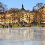 La política de Covid-19 de Suecia se pone en duda.