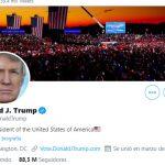 Trump la lía parda en sus últimos días en la casa blanca